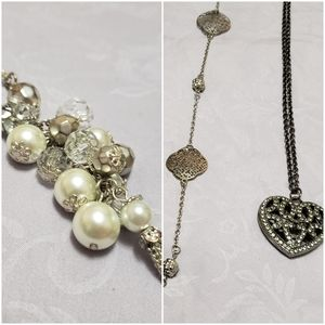 🆕️🎉Expression Long Necklace Bundle